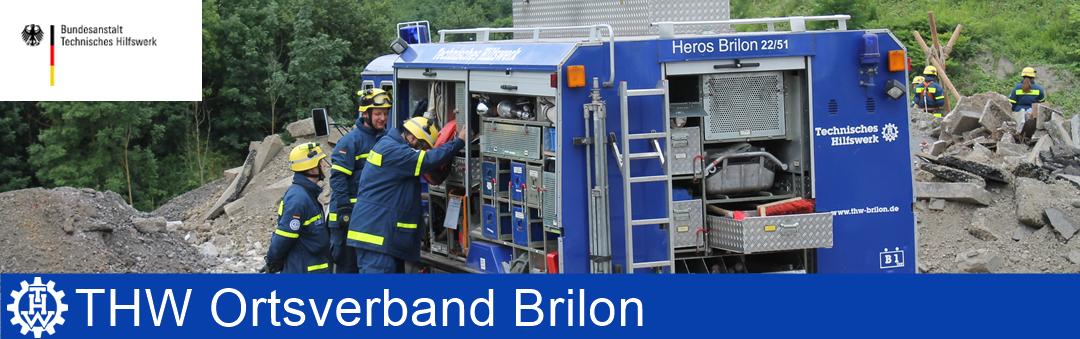 Bundesanstalt Technisches Hilfswerk Ortsverband Brilon